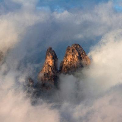 Schlern, Dolomites, Italy