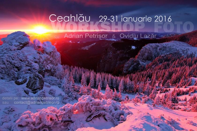 Ceahlau, iarna….