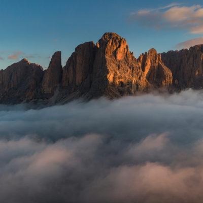 Sella, Dolomites, Italy
