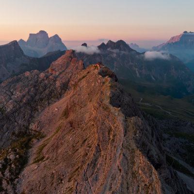 Nuvolau, Dolomites, Italy