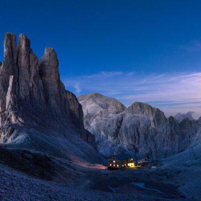 Torri del Vajolet, Dolomites