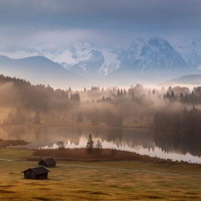 Wagenbruchsee, Bavaria, Germany