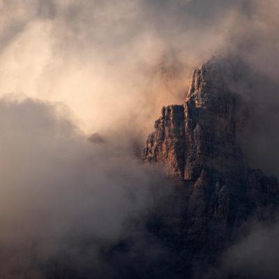 Tofana di Rozes, Dolomites, Italy