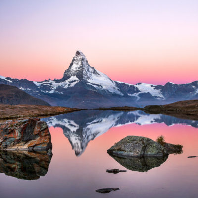 Stellisee, Matterhorn, Switzerland