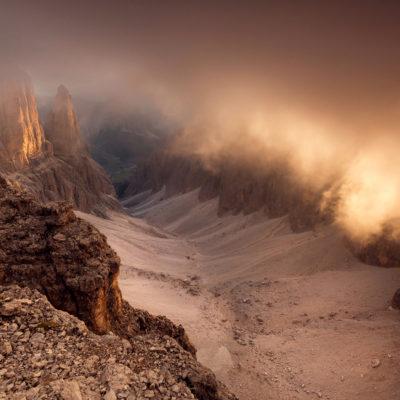 Piz Boe, Dolomites, Italy