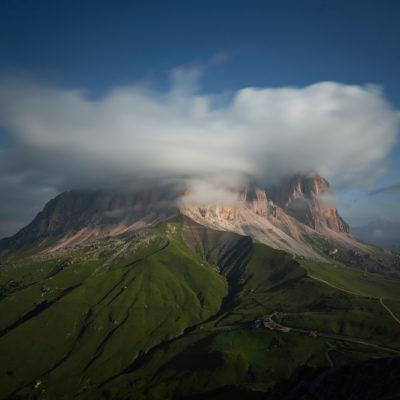 Rodella, Dolomites, Italy
