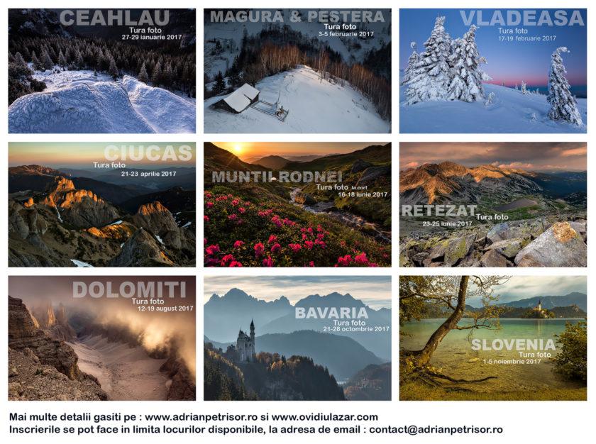 Calendar ture foto – 2017