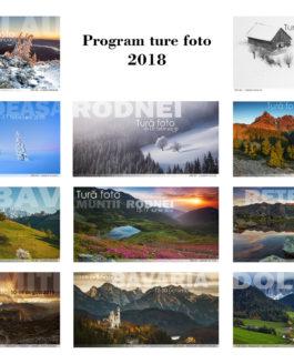 Calendar ture foto 2018