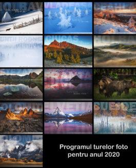 Calendar ture foto 2020